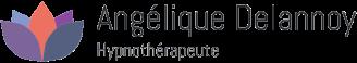 Angélique Delannoy – Hypnothérapeute en Val d'Oise Logo